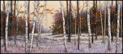 Winter in Shades of Lavender